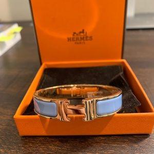 Hermès Enamel Bracelet